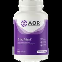 AOR Ortho Adapt, 120 Vegetable Capsules | NutriFarm.ca