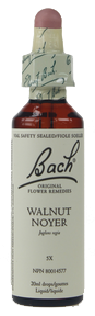 Bach Walnut, 20 ml | NutriFarm.ca