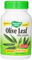 Nature's Way Olive Leaf, 100 Capsules | NutriFarm.ca
