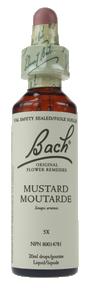 Bach Mustard, 20 ml | NutriFarm.ca
