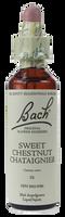Bach Sweet Chestnut, 20 ml | NutriFarm.ca