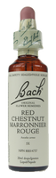 Bach Red Chestnut, 20 ml | NutriFarm.ca