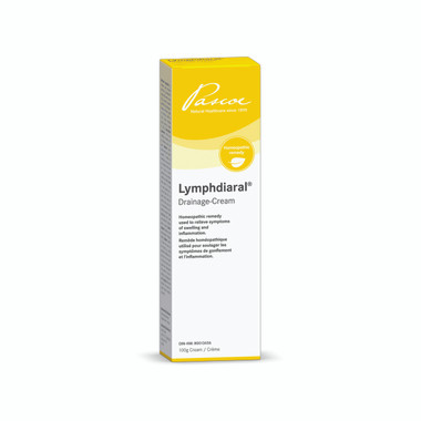 Pascoe Lymphdiaral Drainage Cream, 100 g | NutriFarm.ca
