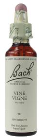 Bach Vine, 20 ml   NutriFarm.ca