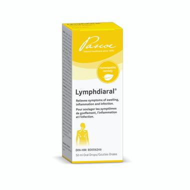 PASCOE LYMPHDIARAL, 50 ml   NutriFarm.ca