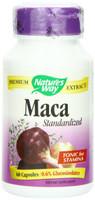 Nature's Way Maca Standardized, 60 Capsules | NutriFarm.ca