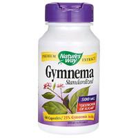 Nature's Way Gymnema Standardized, 60 Capsules | NutriFarm.ca