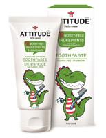Attitude Little Ones Tooth Paste Strawberry, 75 g | NutriFarm.ca
