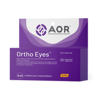 AOR Ortho Eyes, 2 x 5 ml | NutriFarm.ca