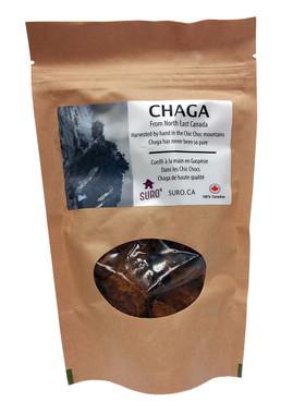 SURO Canadian Chaga, 56.7 g   NutriFarm.ca