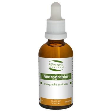 St. Francis Herb Farm Andrographis, 100 ml   NutriFarm.ca