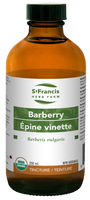 St. Francis Herb Farm Barberry, 250 ml | NutriFarm.ca