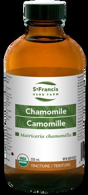 St. Francis Herb Farm Chamomile, 250 ml | NutriFarm.ca