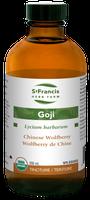 St. Francis Herb Farm Goji, 250 ml | NutriFarm.ca