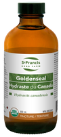 St. Francis Herb Farm Goldenseal, 250 ml | NutriFarm.ca