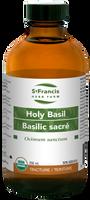 St. Francis Herb Farm Holy Basil, 250 ml | NutriFarm.ca