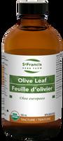 St. Francis Herb Farm Olive Leaf, 250 ml | NutriFarm.ca