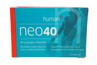 NEO 40, 30 lozenges | NutriFarm.ca