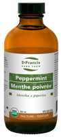 St. Francis Herb Farm Peppermint, 250 ml | NutriFarm.ca