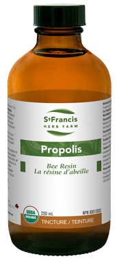 St. Francis Herb Farm Propolis, 250 ml | NutriFarm.ca