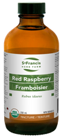 St. Francis Herb Farm Red Raspberry, 250 ml | NutriFarm.ca