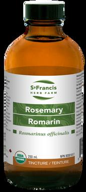 St. Francis Herb Farm Rosemary, 250 ml   NutriFarm.ca