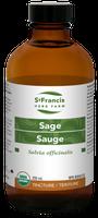 St. Francis Herb Farm Sage, 250 ml | NutriFarm.ca