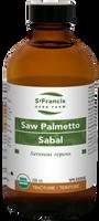 St. Francis Herb Farm Saw Palmetto, 250 ml | NutriFarm.ca