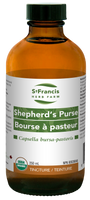 St. Francis Herb Farm Shepherd's Purse, 250 ml | NutriFarm.ca