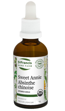 St. Francis Herb Farm Sweet Annie, 100 ml   NutriFarm.ca