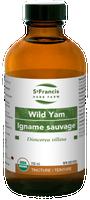 St. Francis Herb Farm Wild Yam, 250 ml | NutriFarm.ca