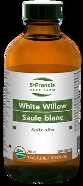 St. Francis Herb Farm White Willow, 250 ml   NutriFarm.ca