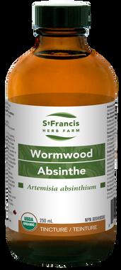 St. Francis Herb Farm Wormwood, 250 ml | NutriFarm.ca
