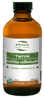 St. Francis Herb Farm Yarrow, 250 ml | NutriFarm.ca