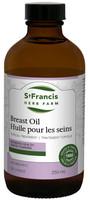 St. Francis Herb Farm Breast Oil (formerly Mastos Breast Oil), 250 ml | NutriFarm.ca