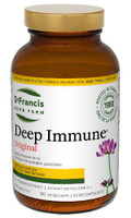 St. Francis Herb Farm Deep Immune, 90 Vegetable Capsules | NutriFarm.ca