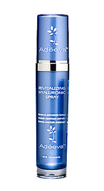 Adeeva Revitalizing Hyaluronic Spray, 60 ml | NutriFarm.ca