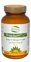 St. Francis Herb Farm Oreganum Plus, 60 Gelcaps | NutriFarm.ca