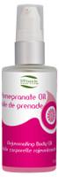 St. Francis Herb Farm Pomegranate Oil, 50 ml | NutriFarm.ca