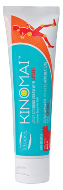 St. Francis Herb Farm Kinomai Cream Cayenne, 100 ml | NutriFarm.ca