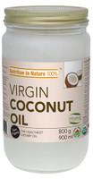 St. Francis Herb Farm Coconut Oil, 800 g | NutriFarm.ca