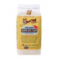 Bob's Red Mill Brown Rice Flour (Gluten Free), 1.36 kg   NutriFarm.ca
