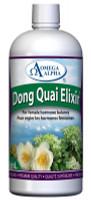 Omega Alpha Dong Quai Elixir, 500 ml | NutriFarm.ca