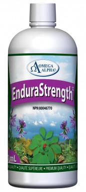 Omega Alpha EnduraStrength, 500 ml | NutriFarm.ca