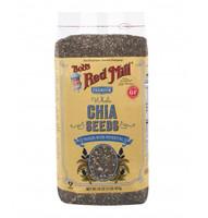 Bob's Red Mill Chia Seed, 453 g   NutriFarm.ca