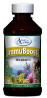 Omega Alpha ImmuBoost, 120 ml | NutriFarm.ca