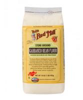 Bob's Red Mill Garbanzo Bean Flour (Gluten Free), 453 g   NutriFarm.ca