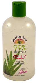 Lily of the Desert Aloe Vera Gelly 99%, 12 oz | NutriFarm.ca