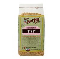 Bob's Red Mill Textured Vegetable Protein (Gluten Free), 283 g | NutriFarm.ca