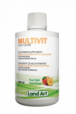 Land Art Multivit, 500 ml | NutriFarm.ca